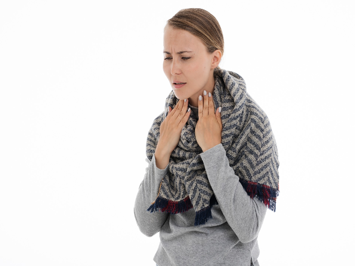 Burning sensation in the throat - Solution to Throat Burning
