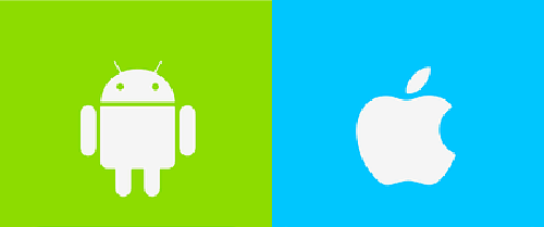 What is the android? IOS? Differences?